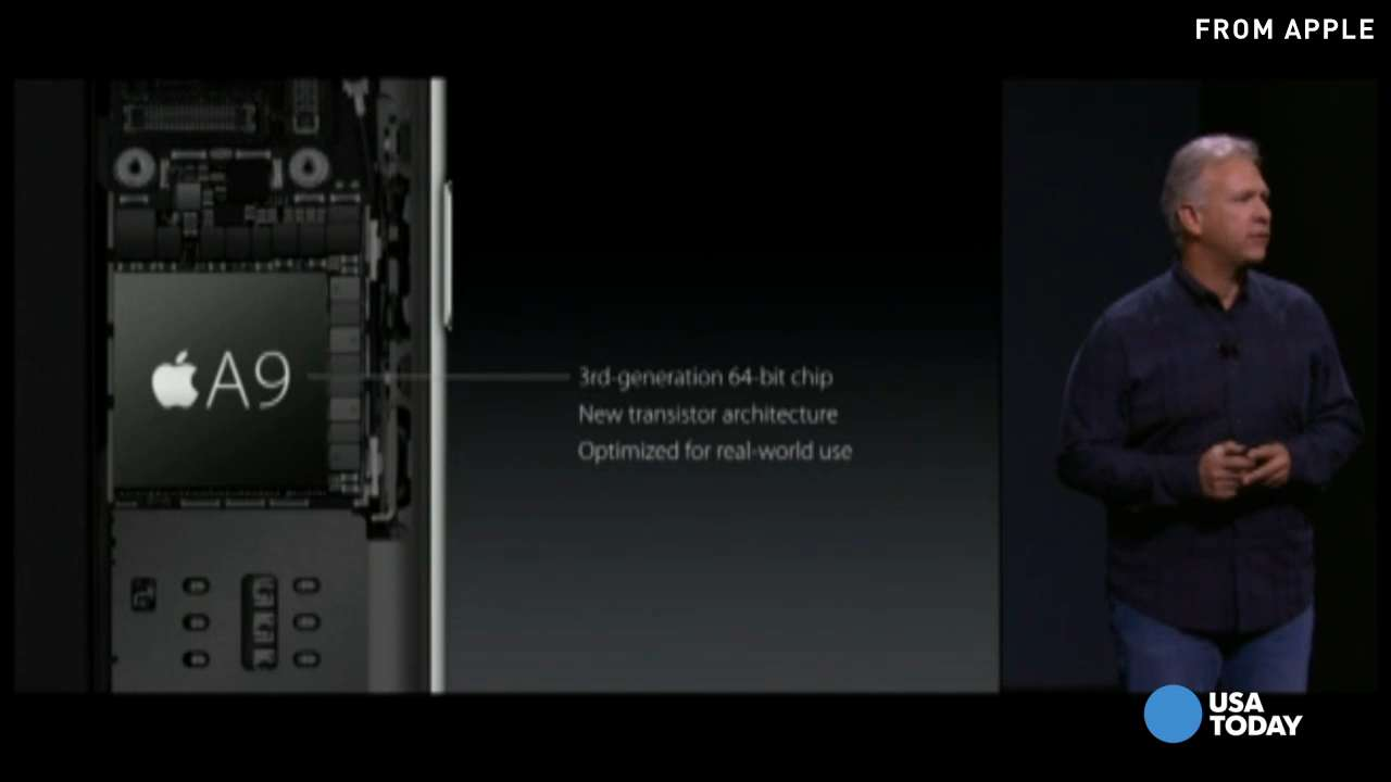 Apple unveils iPhone's latest and greatest updates