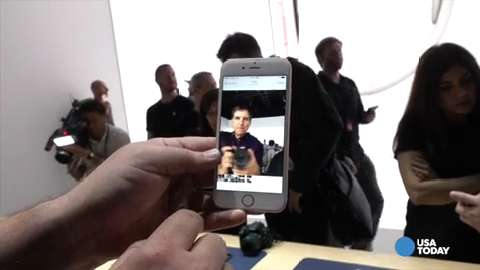 Hands on with Apple's Live Photos