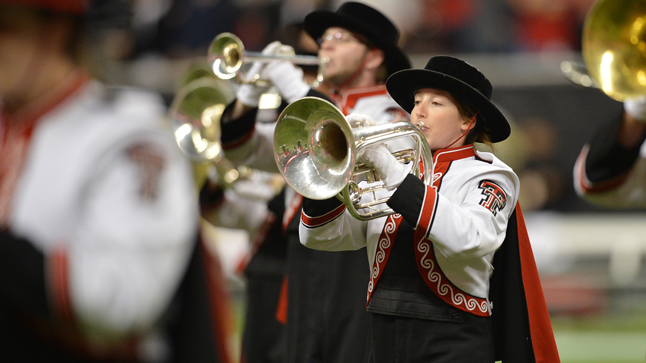 Texas to charge Texas Tech band at rivalry game