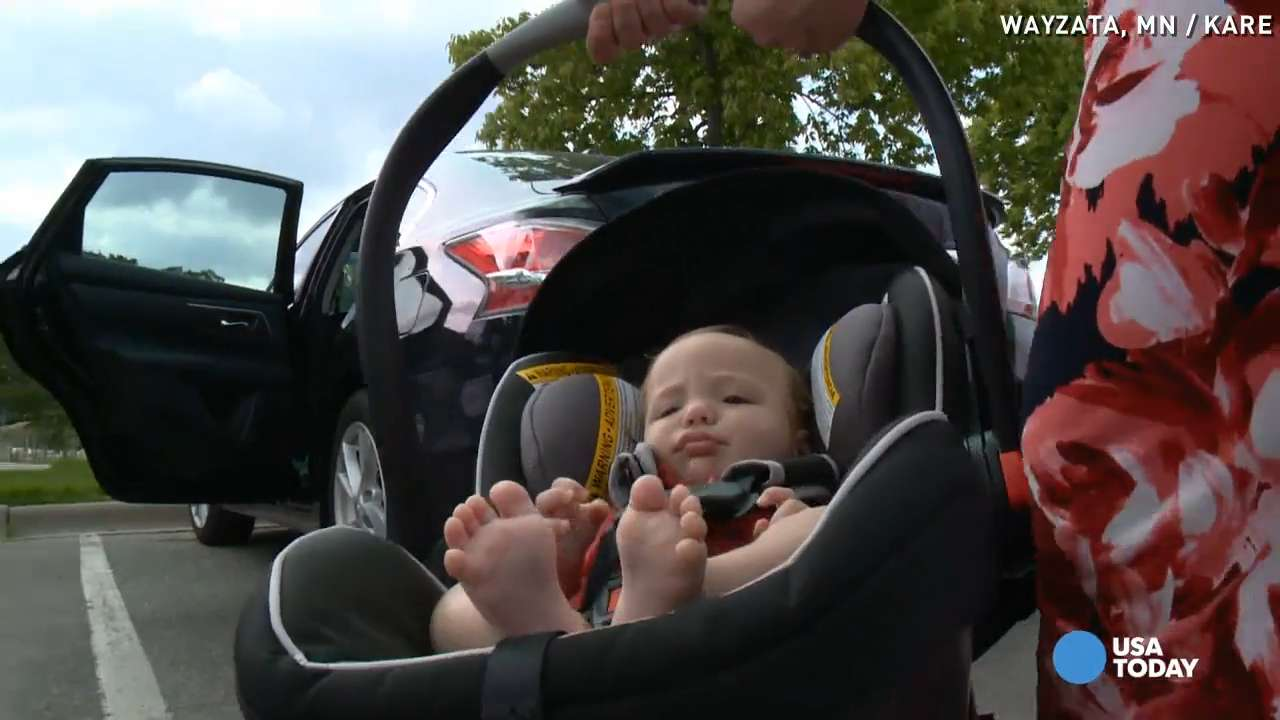 Dads create new app to help prevent hot car accidents