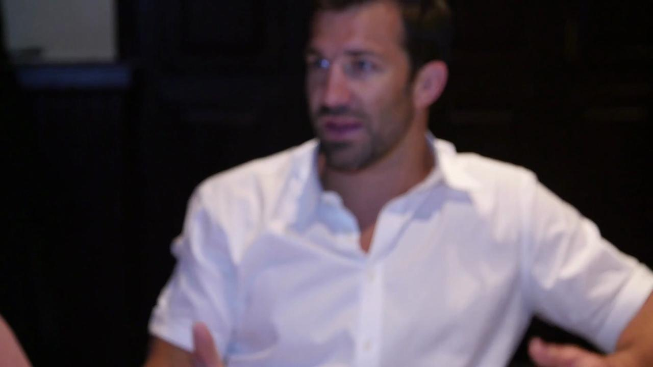 Luke Rockhold says Strikeforce fighters never given due credit