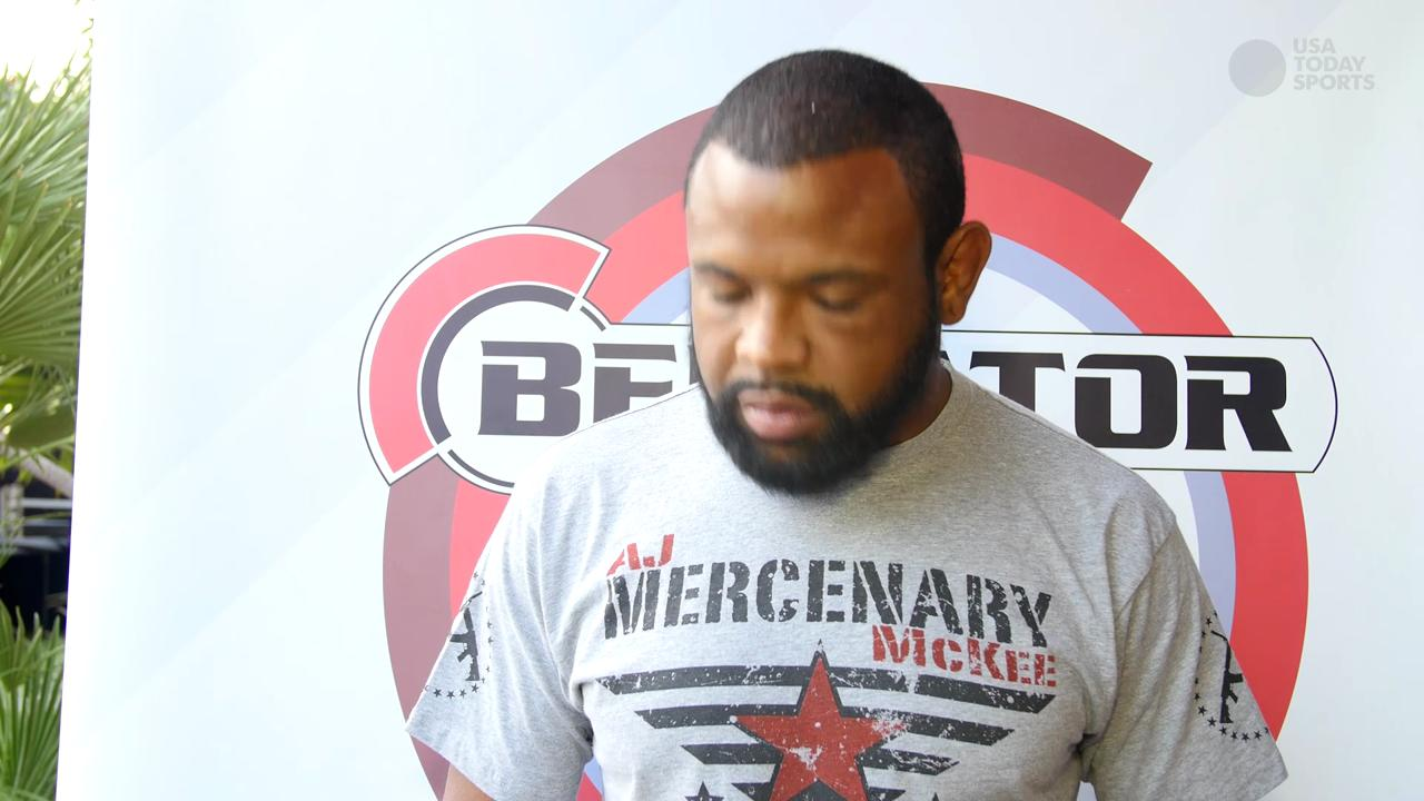 Former Bellator champ Emanuel Newton loves when the chips are stacked against him