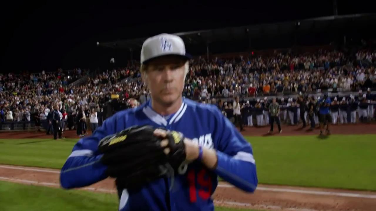 HBO's Ferrell Takes The Field: Will Ferrell's collection of pitches