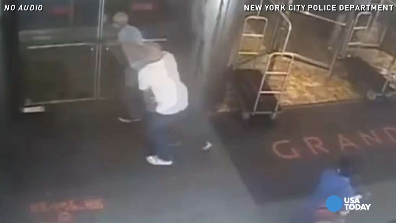 NYPD video shows cop slam James Blake to ground