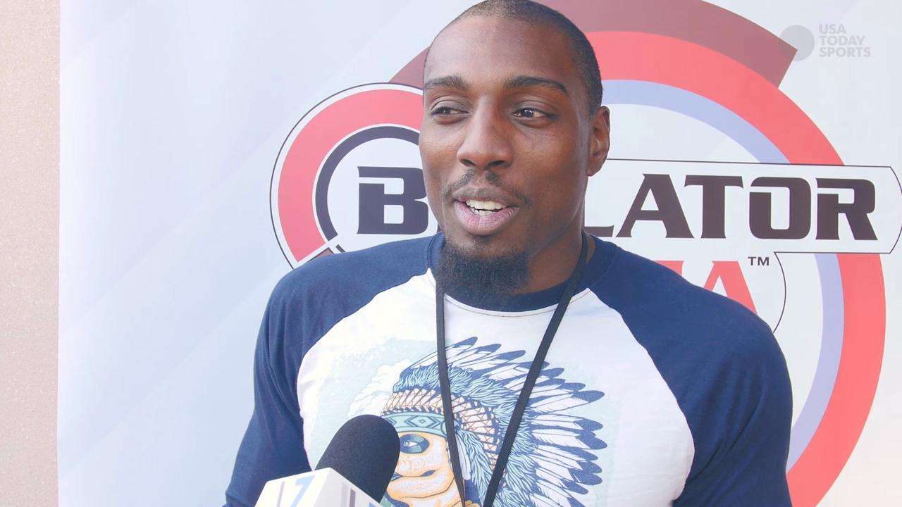 Bellator's Phil Davis knows he has a tough road ahead in Emanuel Newton