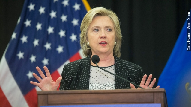 Hillary Clinton's emails: deleted vs. wiped
