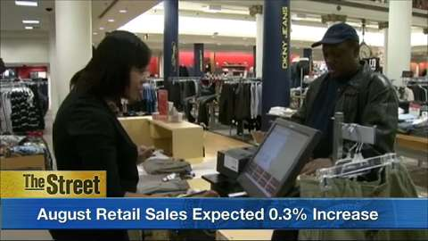 What to watch Tuesday: August retail sales, industrial production