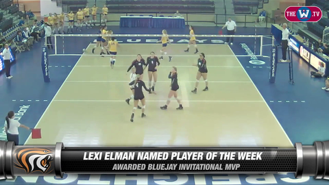 Video | Volleyball Player of the Week | September 14, 2015