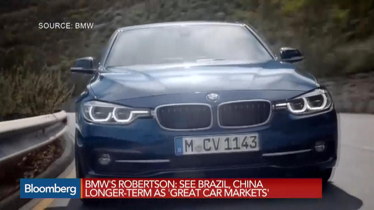 Will BMW suffer from China's slowdown?