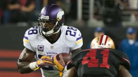 NFL Inside Slant: 49ers overshadow Peterson's return