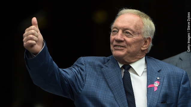 The Dallas cowboys remain world's richest sports franchise