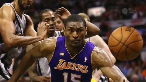 Garion's NBA Rumors: Metta World Peace comeback?