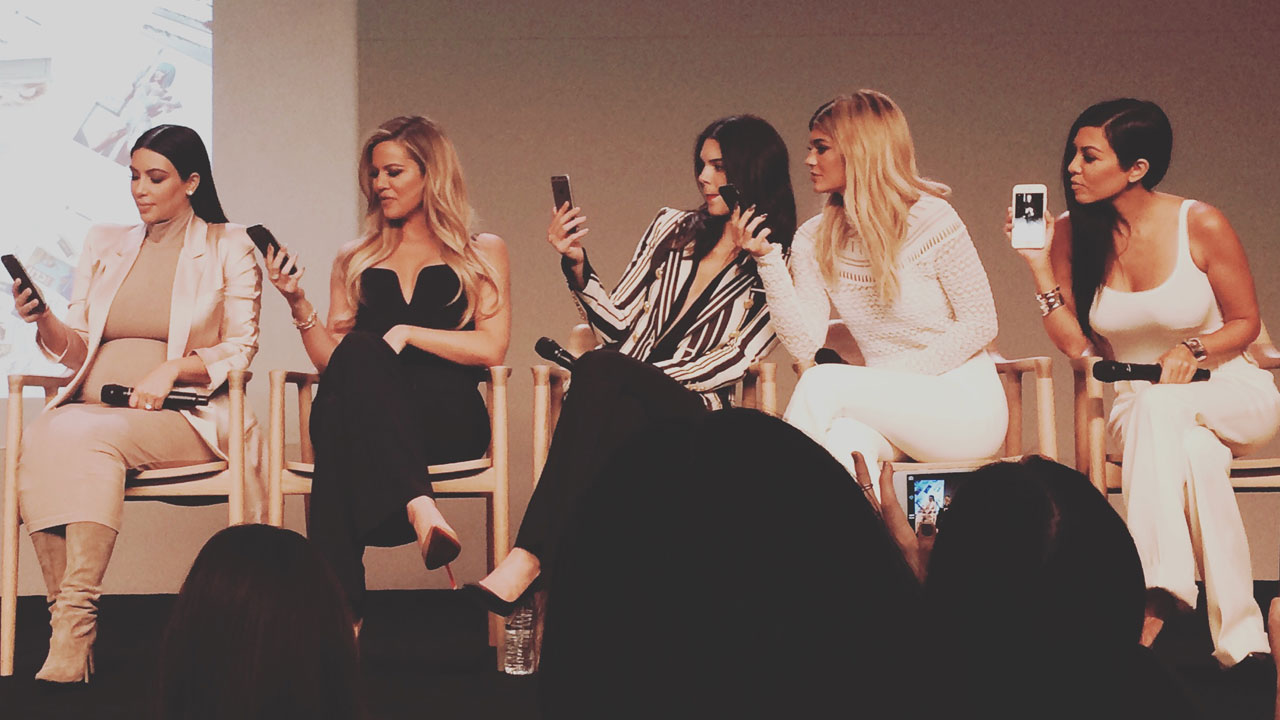 Kardashian-Jenner apps: Up close and personal