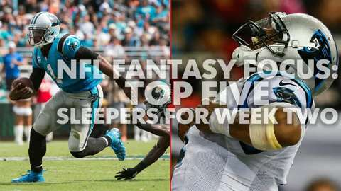 NFL Fantasy Focus: Week 2 Sleepers