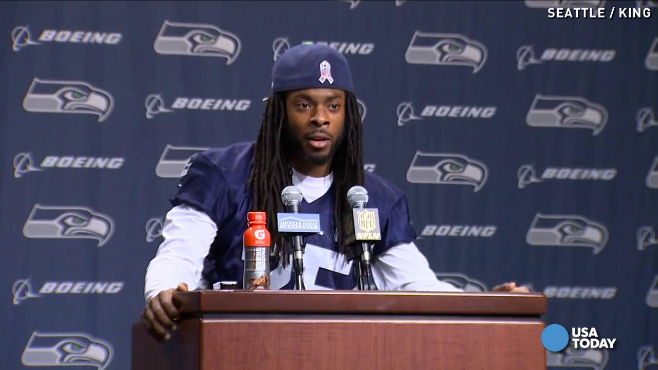 Richard Sherman: Black lives should matter all the time