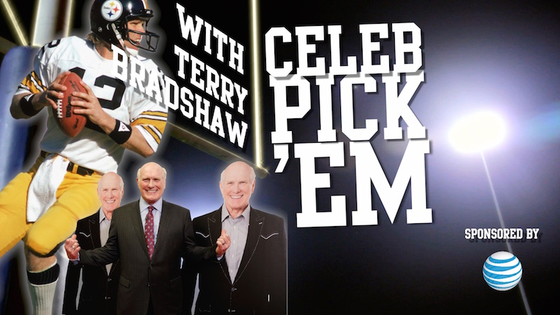 Celeb Pick 'Em with Terry Bradshaw