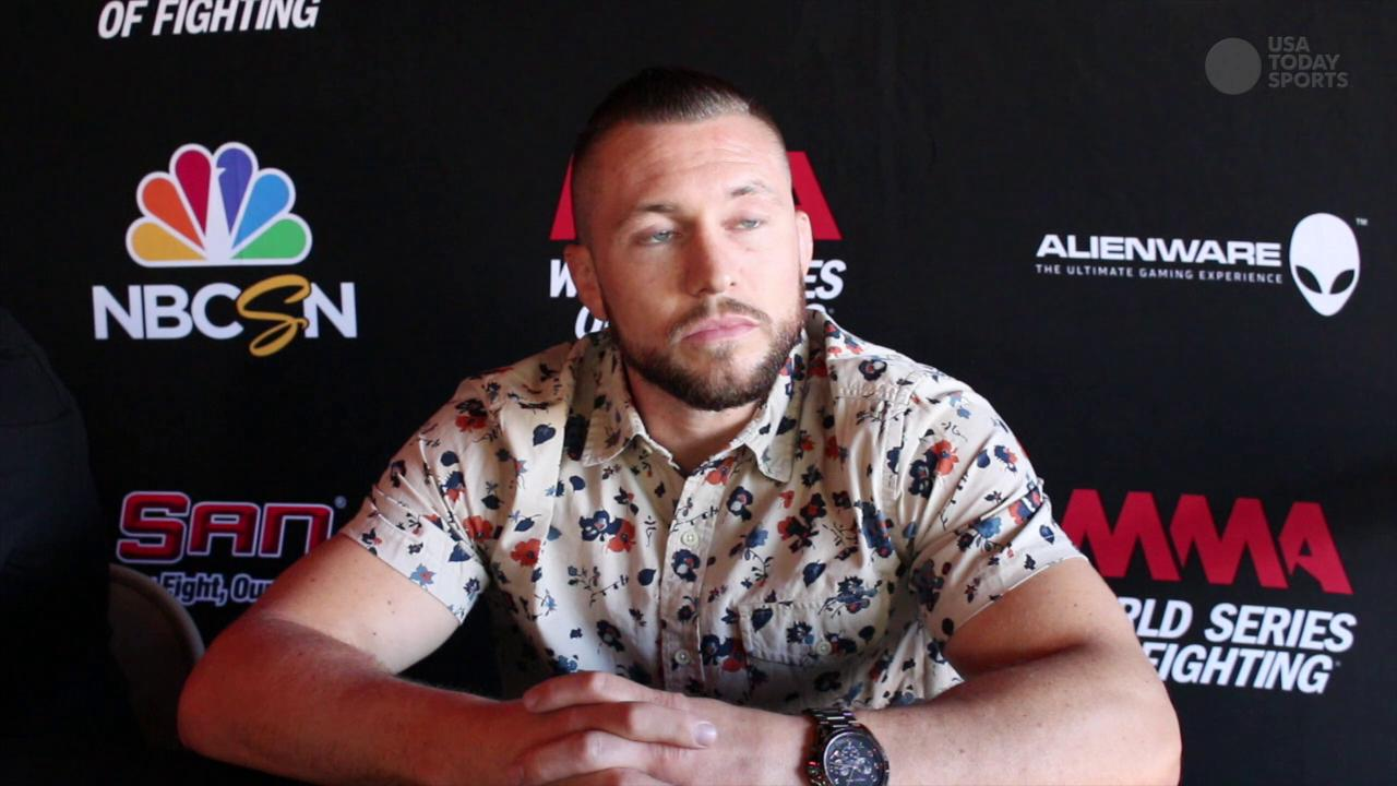 WSOF champ Lance Palmer: 'The Party' is just getting started
