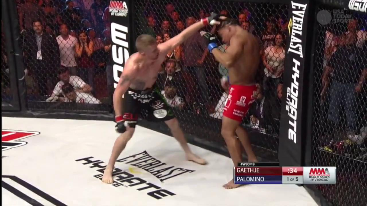 Who Ya Got?!? - Justin Gaethje vs. Luis Palomino 2 at WSOF 23