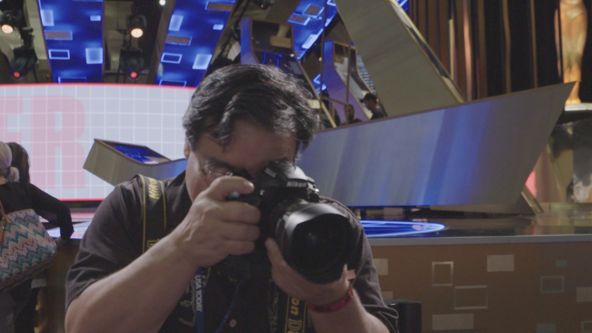 How USA TODAY photographers shoot the Emmys