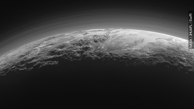 Pluto's weather is more active than we thought