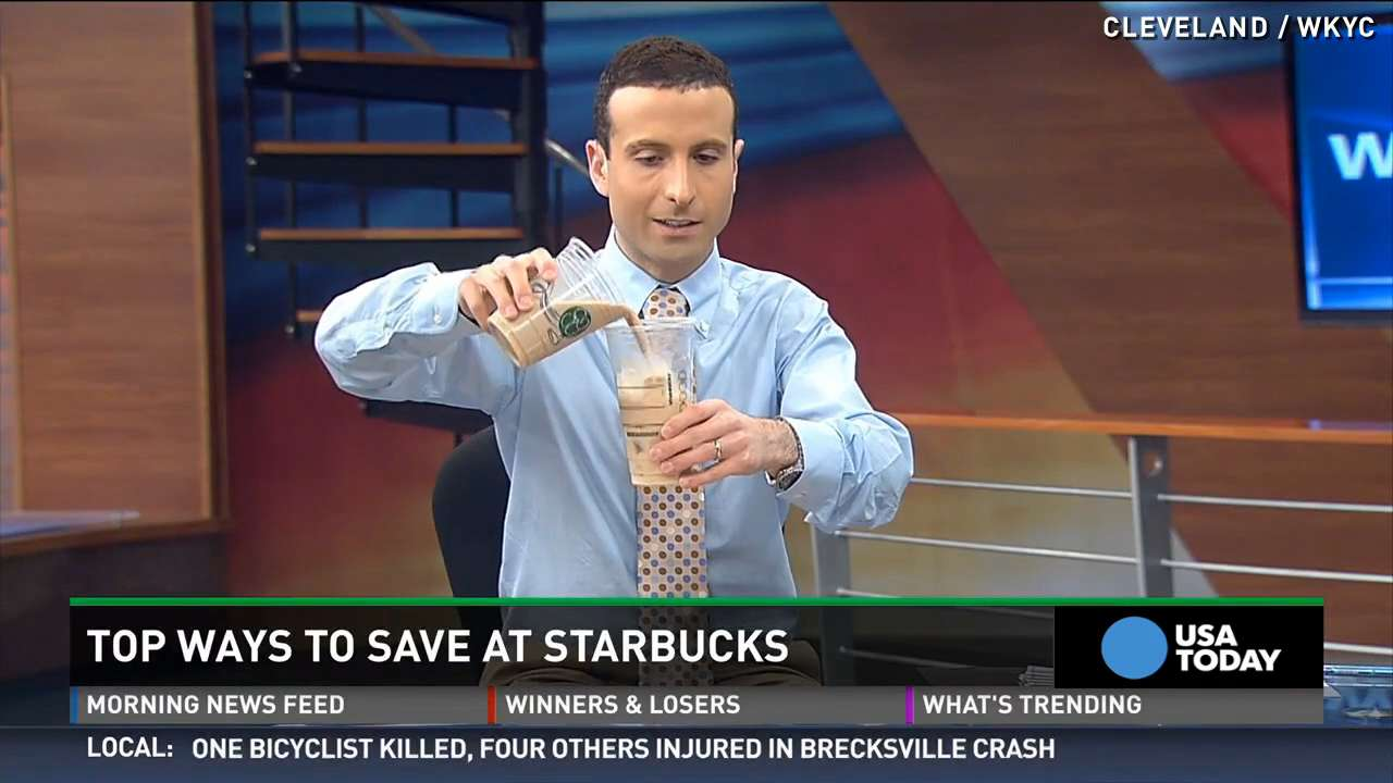 Save big at Starbucks with these tips