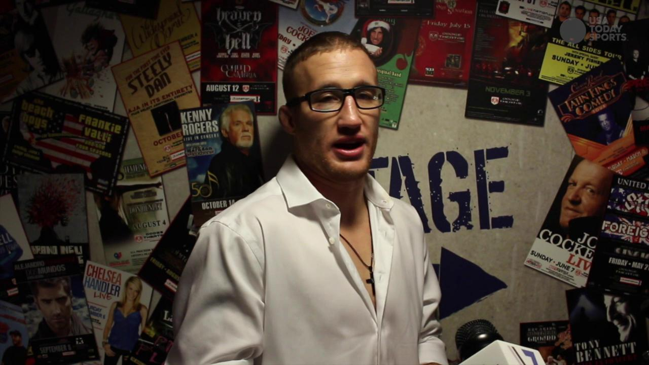 Justin Gaethje accepts Brian Foster's challenge and promises to f-ck him up