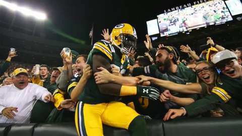 NFL Inside Slant: Packers in NFC driver's seat