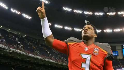 NFL Daily Blitz: Jameis Winston gets first win