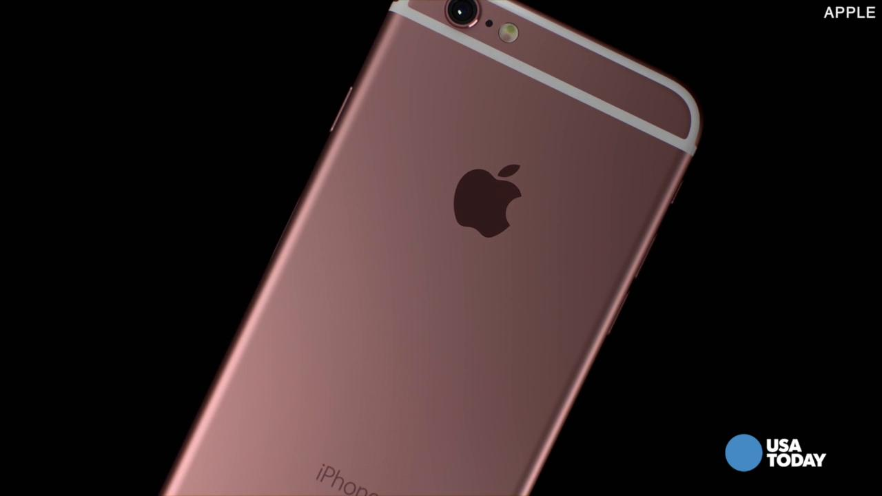 18 new features on the iPhone 6S