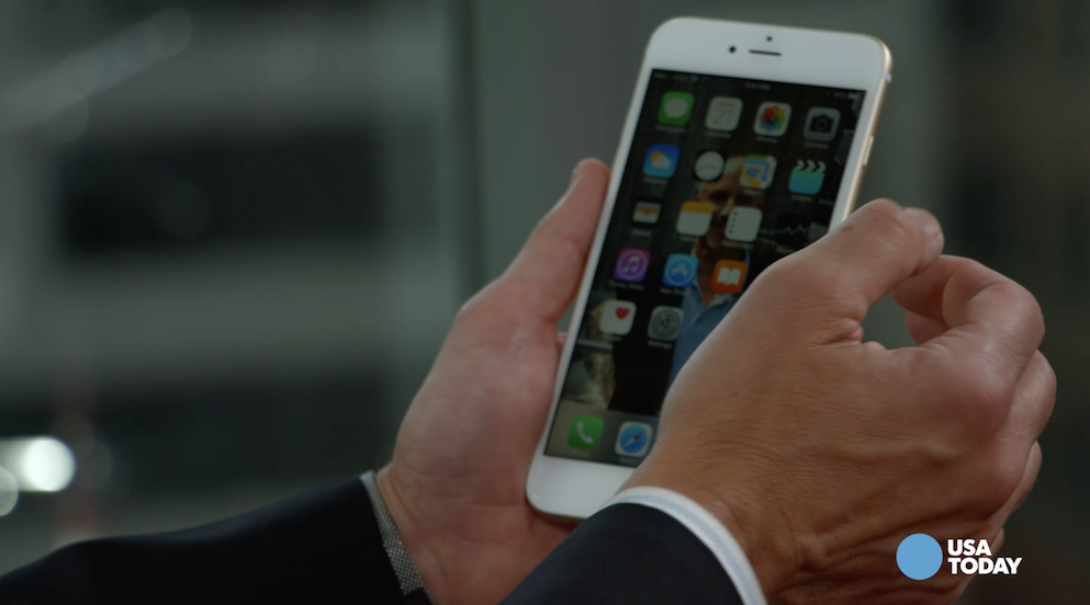 Ed Baig's hands-on review of new iPhone 6S and 6S+