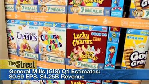 What to watch Tuesday: General Mills set to release quarterly earnings