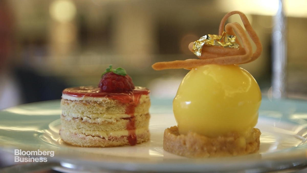 The top 3 places for afternoon tea in London