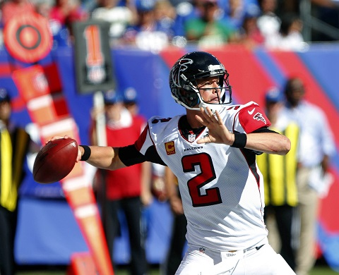 NFL Week 2 Power Rankings: Falcons on the rise
