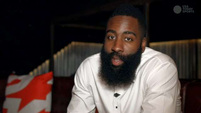 James Harden talks Beyonce, NBA2K16, stirring the pot