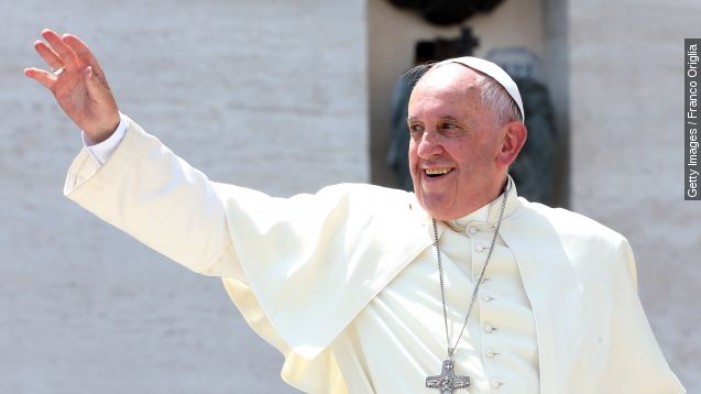 The Pope is coming to America, and it's really expensive