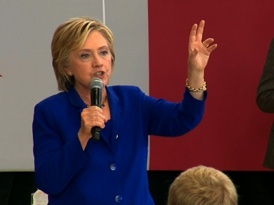 Clinton on Keystone XL: 'I Oppose it'