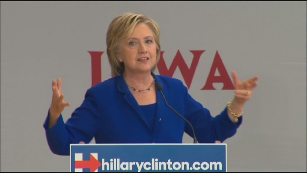 Hillary Clinton announces opposition to Keystone Pipeline