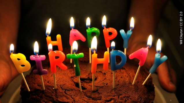 'Happy Birthday' lyrics no longer copyrighted