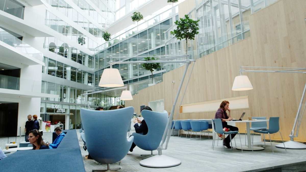 See the world39s greenest office building The