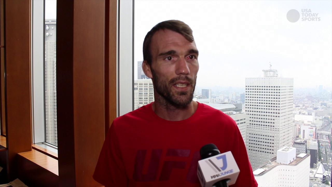 George Roop says hes gunning for UFC title but knows consistency is key