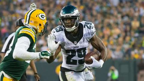 NFL Daily Blitz: DeMarco Murray questionable for Sunday