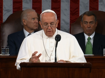 Pope Calls for Abolition of Death Penalty