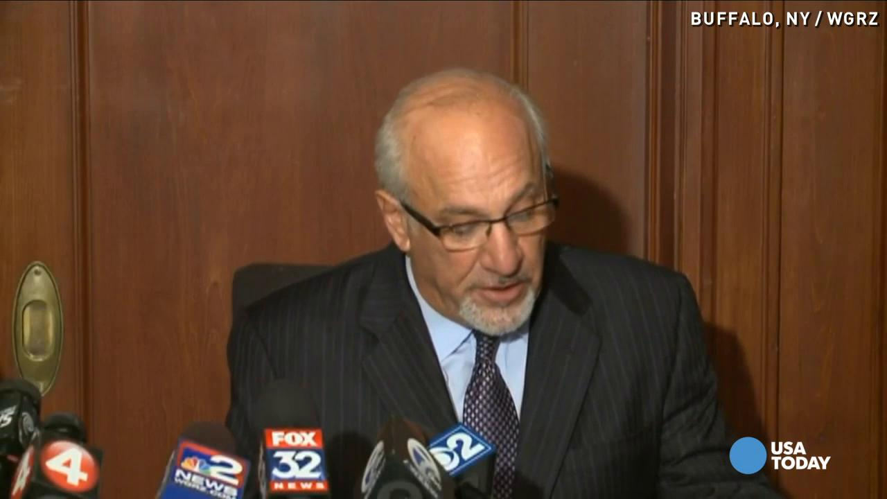 Thomas Eoannou, the attorney who was representing the woman who says she was sexually assaulted by Patrick Kane, announced that he will no longer be representing the accuser.