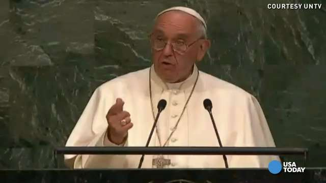 Pope Francis outlines his 3 minimum rights of life
