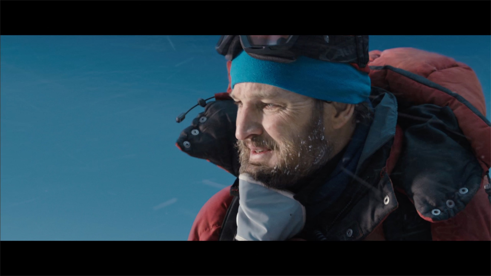 Jason Clarke discusses difficulties of shooting 'Everest'