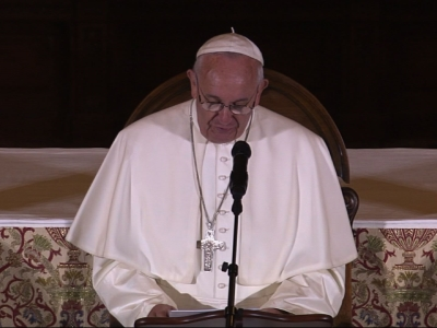 Pope Pushes Stronger Familial Bond with Church