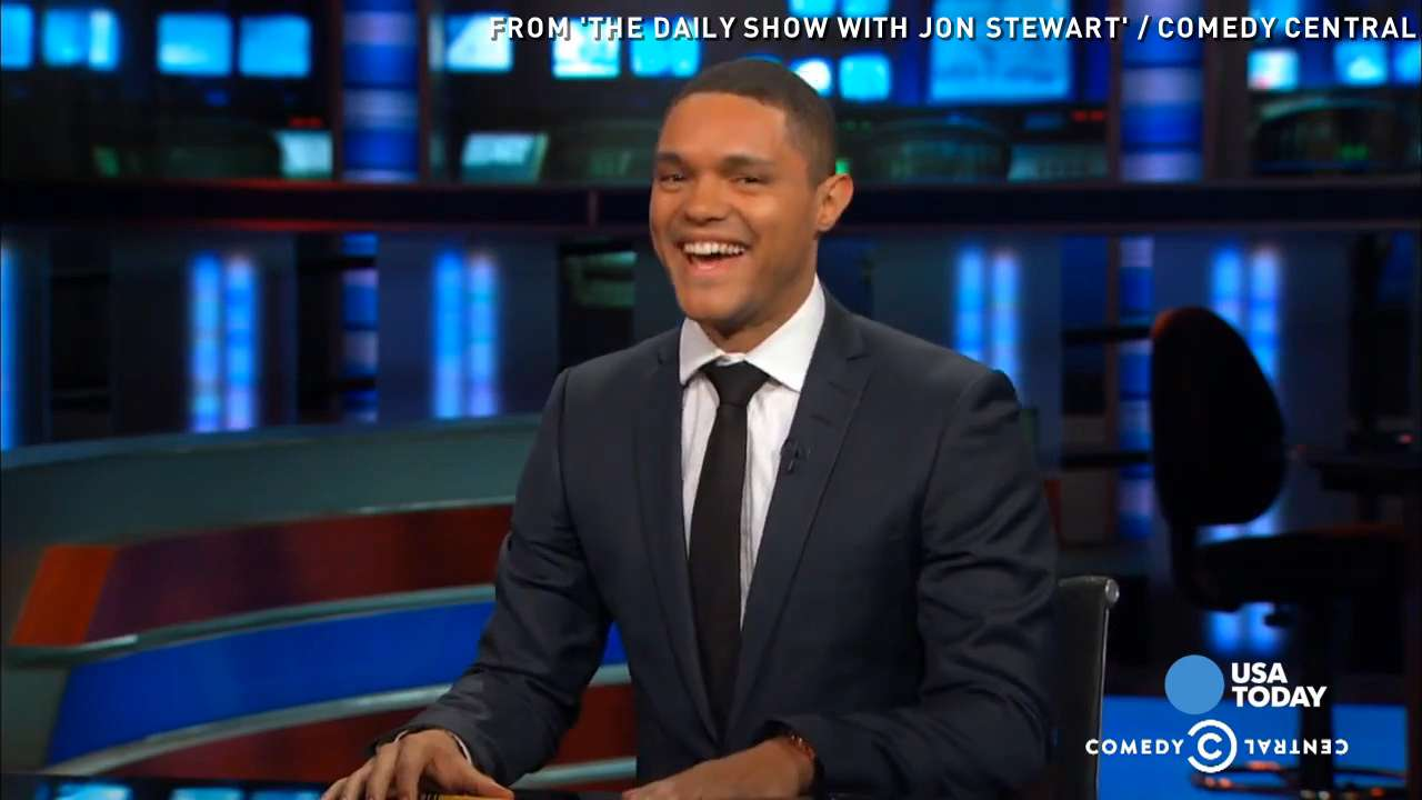 Critic's Corner: 'The Daily Show with Trevor Noah'