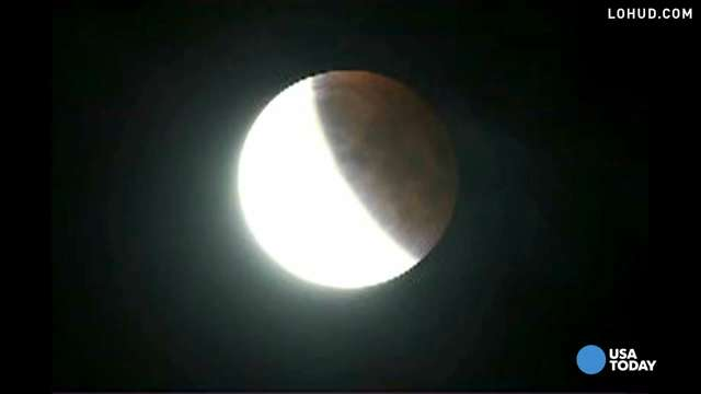 Feel the cosmic pull of the supermoon lunar eclipse