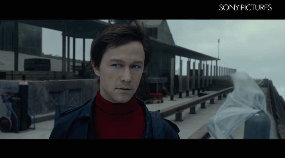 Joseph Gordon-Levitt on wire-walking, outer space travel and accents