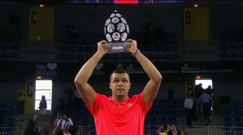 Court Report: Tsonga wins third Moselle Open title
